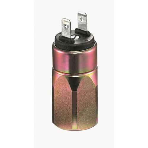 Vacuostat à contact NO ou NF, jusque 950 mbar, 42 V maxi, G1/8 femelle