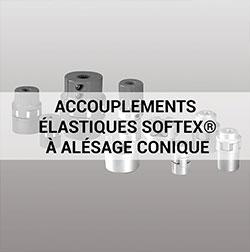 Accouplements-élastiques-Softex-à-alé