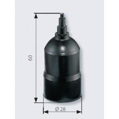 Coiffe de protection pour pressostat, 42 V maxi, IP54