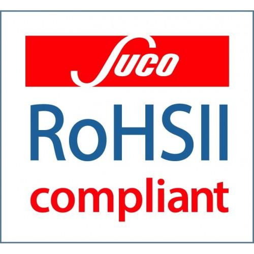 Logo Suco RoHSII compliant
