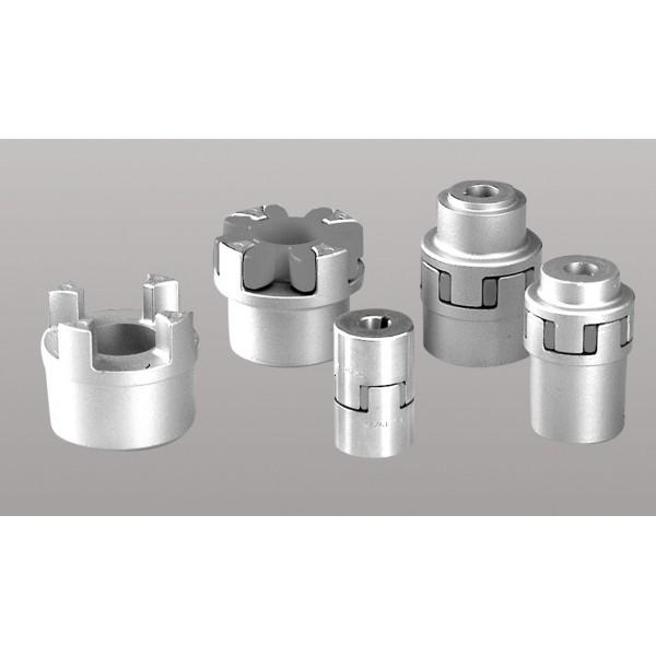 Moyeu A pour accouplements élastiques Softex®, taille 19/24, alésage conique