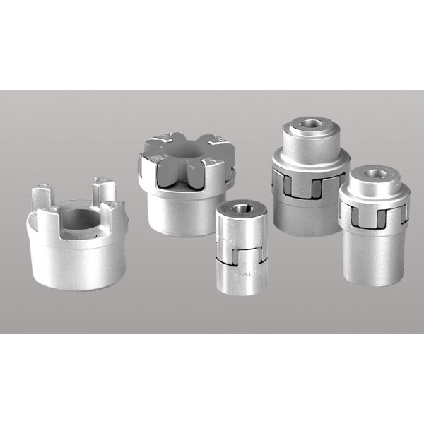 Moyeu B pour accouplements élastiques Softex®, taille 42/55, alésage cylindrique