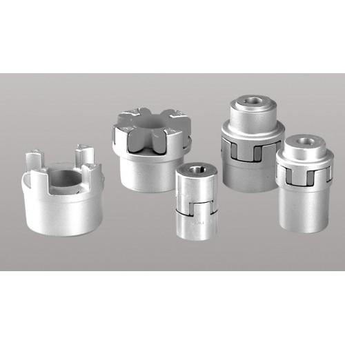 Moyeu B pour accouplements élastiques Softex®, taille 55/70, alésage cylindrique